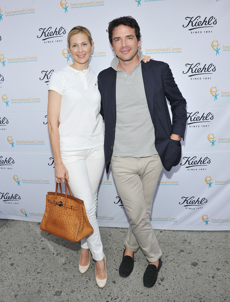 is kelly rutherford dating matthew settle