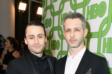 Kieran Culkin Jeremy Strong HBO's Official Golden Globe Awards After Party - Red Carpet