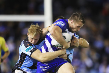 Kieran Foran NRL Rd 11 - Sharks vs. Bulldogs