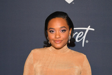 Kiersey Clemons The 2020 InStyle And Warner Bros. 77th Annual Golden Globe Awards Post-Party - Red Carpet