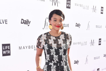 Kiersey Clemons Minnie Mouse at Fashion LA Awards