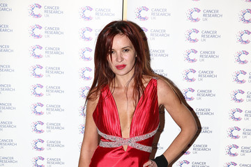 Kierston Wareing Arrivals at the James' Jog-On to Cancer Event