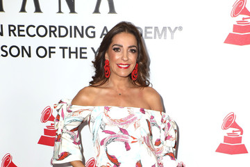 Kika Rocha The Latin Recording Academy's 2018 Person Of The Year Gala Honoring Mana - Red Carpet