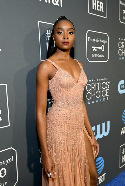 The 24th Annual Critics' Choice Awards - Red Carpet