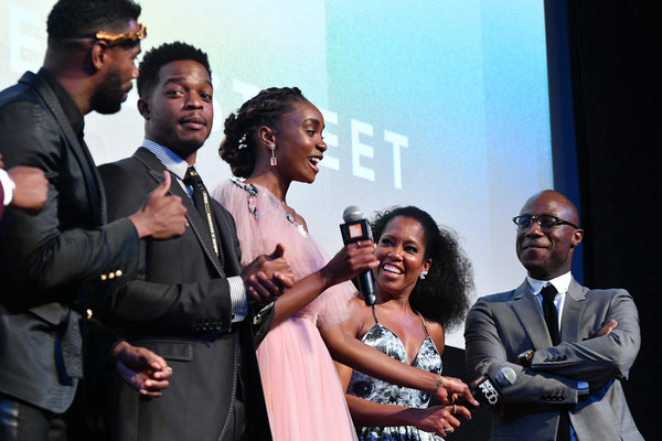 56th New York Film Festival - 'If Beale Street Could Talk' - Q&A