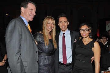 Kiki Vandeweghe Girard-Perregaux And Asia Society Honor NBA Great Yao Ming With Steve Nash