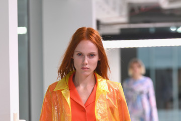 Kiki Willems Sies Marjan - Runway - September 2018 - New York Fashion Week