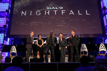 Kiki Wolfkill HaloFest at the Avalon in Hollywood