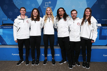 Kiley McKinnon Around the Games: Day 0 - Winter Olympic Games
