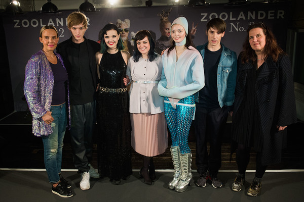 'Zoolander 2' Fashion Award in Berlin
