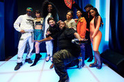 Martell HOME LIVE host, Killer Mike, and special guests Princess Nokia, Javier Ninja, Dejiavu Ferguson, Archie Burnett, and Charli XCX make a statement with Martell at the world premiere of Martell HOME LIVE, a new digital platform where visionaries and innovators within our culture are celebrated on April 10, 2019 in Yonkers, New York.