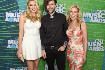 Kim Campbell Ashley Campbell 2015 CMT Music Awards - Red Carpet