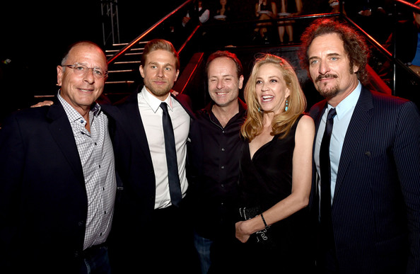 "Premiere Screening Of FX's ""Sons Of Anarchy"" - After Party"