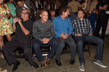 Kim Coates Theo Rossi 'Sons of Anarchy' Cast Hosts a Boot Bash