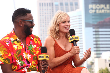 Kim Dickens #IMDboat at San Diego Comic-Con 2017: Day Two