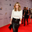 Kim Fisher Stars at the Tribute to Bambi in Berlin