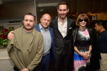 Kim Jones VIP Dinner For WIRED's 25th Anniversary, Hosted By Nicholas Thompson And Anna Wintour