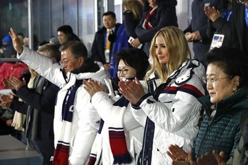 Kim Jung-Sook 2018 Winter Olympic Games - Closing Ceremony