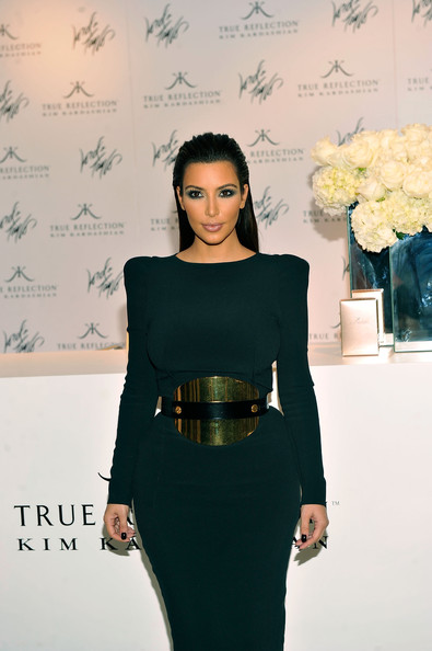 Kim Kardashian - Lord And Taylor Celebrates Fashion's Night Out 2012