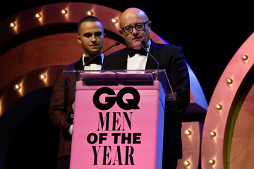 Kim Ledger GQ Men of the Year Awards - Ceremony