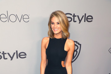 Kim Matula The 2018 InStyle and Warner Bros. 75th Annual Golden Globe Awards Post-Party - Red Carpet
