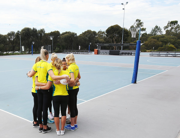 Australian Netball Commonwealth Games Team Announcement