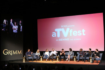 Kim Root SCAD Presents aTVfest 2016 - 'Grimm'