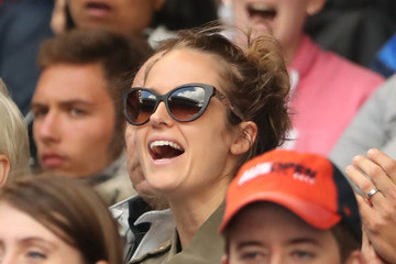 Kim Sears 2017 Australian Open - Day 5