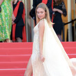 Kimberley Garner 'The Traitor' Red Carpet - The 72nd Annual Cannes Film Festival