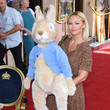 Kimberley Walsh 'Where Is Peter Rabbit?' - Press Day