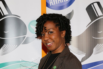 Kimberly Bryant Backstage at the 6th Annual Shorty Awards