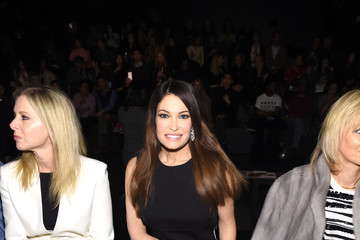 Kimberly Guilfoyle Taoray Wang - Front Row - February 2017 - New York Fashion Week: The Shows