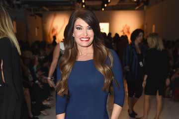 Kimberly Guilfoyle Marchesa - Front Row - September 2017 - New York Fashion Week: The Shows