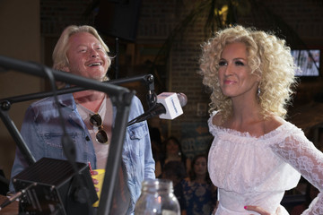 Kimberly Schlapman SiriusXM's the Music Row Happy Hour Live on the Highway From Margaritaville in Nashville