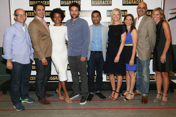 "Kimberly Senior ""Disgraced"" Broadway Press Preview"