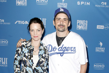 Kimberly Williams-Paisley Clayton Kershaw's 7th Annual Ping Pong 4 Purpose