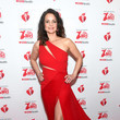 Kimberly Williams-Paisley The American Heart Association's Go Red For Women Red Dress Collection 2020 - Arrivals & Front Row