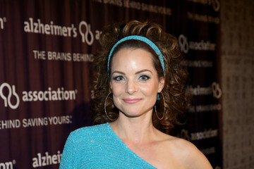 Kimberly Williams-Paisley Nashville Disco Party Benefiting Alzheimer's Association