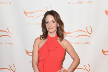 Kimberly Williams-Paisley 2017 A Funny Thing Happened on the Way to Cure Parkinson's - Arrivals