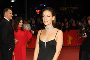"""Janina Uhse attends the """"The Kindness Of Strangers"""" premiere during the 69th Berlinale International Film Festival Berlin at Berlinale Palace on February 07, 2019 in Berlin, Germany."""