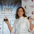 Rosetta Sannelli Kineo Diamanti Al Cinema - Press Conference:67th Venice Film Festival