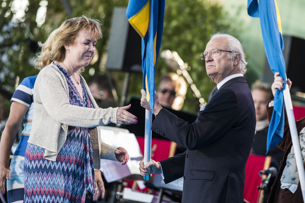 National Day in Sweden 2017