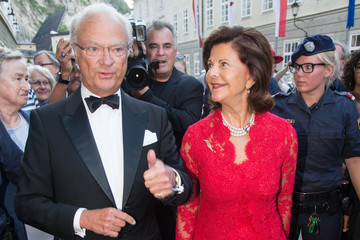 King Carl XVI In Focus: The Royal Week