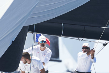 King Felipe VI of Spain Day 6 - 36th Copa del Rey Mapfre Sailing Cup