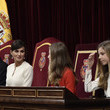King Felipe of Spain Spanish Royals Attend the 14th Legislative Sessions Opening