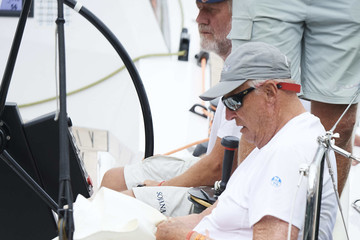 King Harald V Of Norway Day 4 - 38th Copa Del Rey Mapfre Sailing Cup