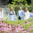 King Willem-Alexander Dutch Royal Family Summer Photo Call In The Hague
