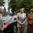 King Willem-Alexander Dutch King Willem-Alexander and Queen Maxima Visit Indonesia