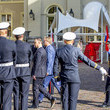 King Willem-Alexander King Willem-Alexander Of The Netherlands And Queen Maxima Receive Andrzej Duda, The President Of Poland