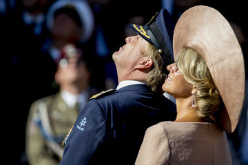 King Willem-Alexander King Willem-Alexander Of The Netherlands And Queen Maxima he Netherlands Attend A Military Ceremony Of The Willemsorde